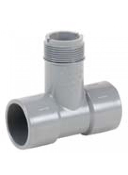 SIGNET 1/2 PVC INSTALLATION TEE  FITTING TEE ONLY