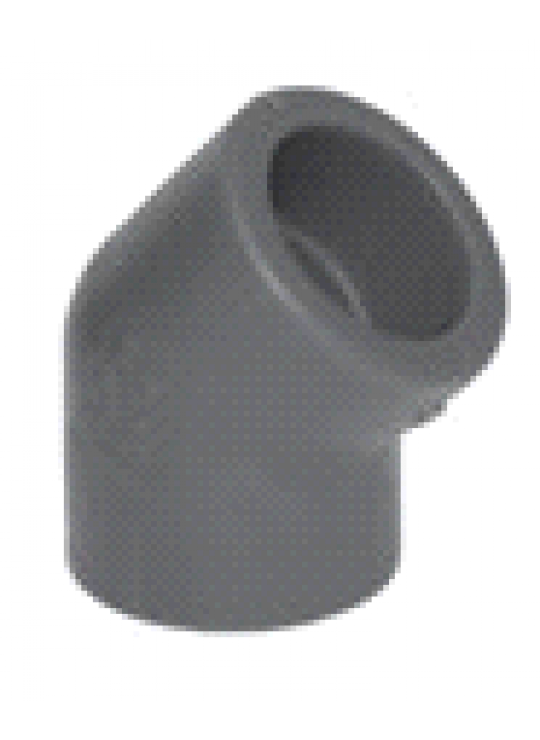 "2"" Air-Pro Socket 45 Degree Elbow"