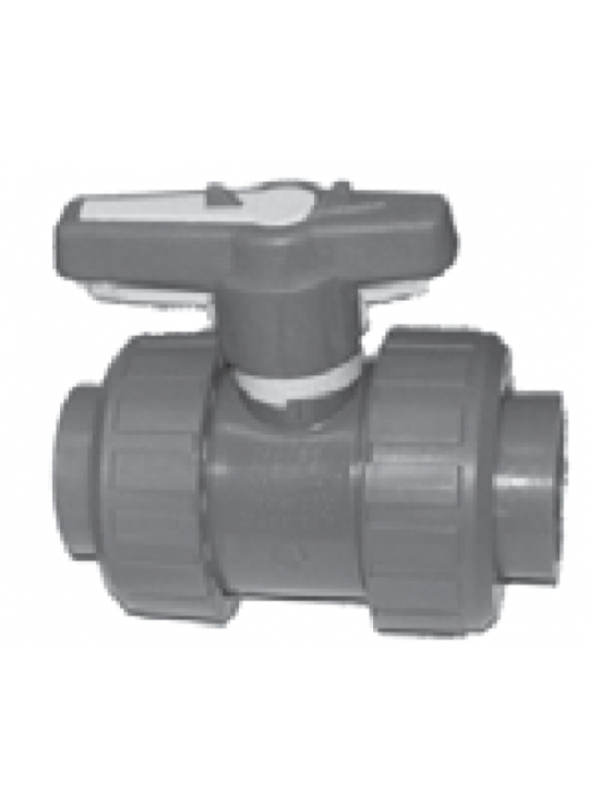 "1"" Air-Pro Socket Ball Valve"
