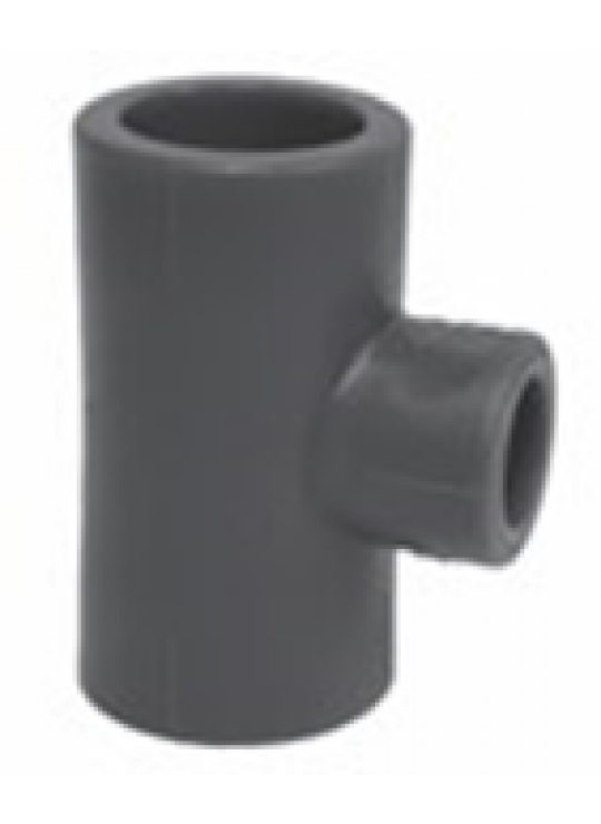 "1-1/2"" X 1-1/4"" Air-Pro Socket Reducing Tee"