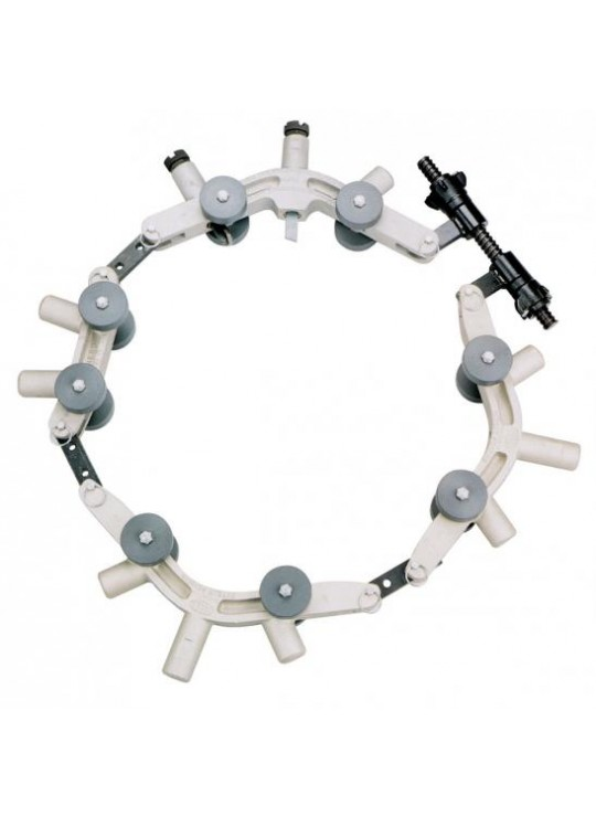 """6""""-12"""" In-Line Rotary Cutter for PE"""