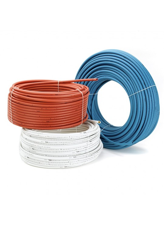 1 in. RAUPEX Red UV Shield Pipe, 100 ft coil (30.5 m)