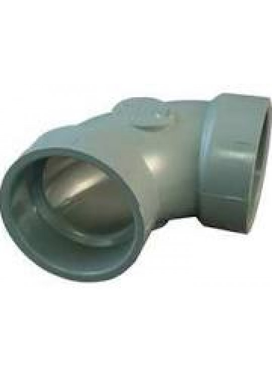 "1-1/2"" Spears CPVC Labwaste 90 Elbow"
