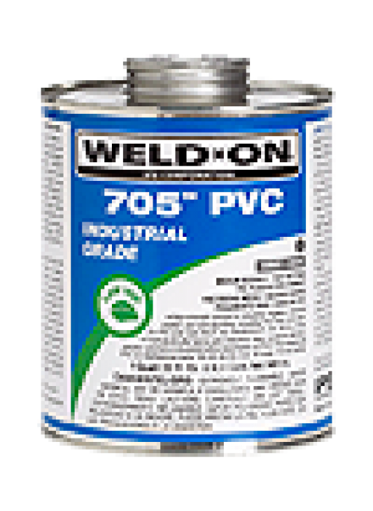 Pint Weld-on Medium Bodied PVC Solvent Cement