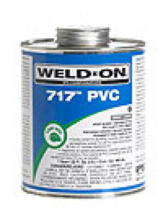 Quart Weld-on Heavy Bodied PVC Solvent Cement